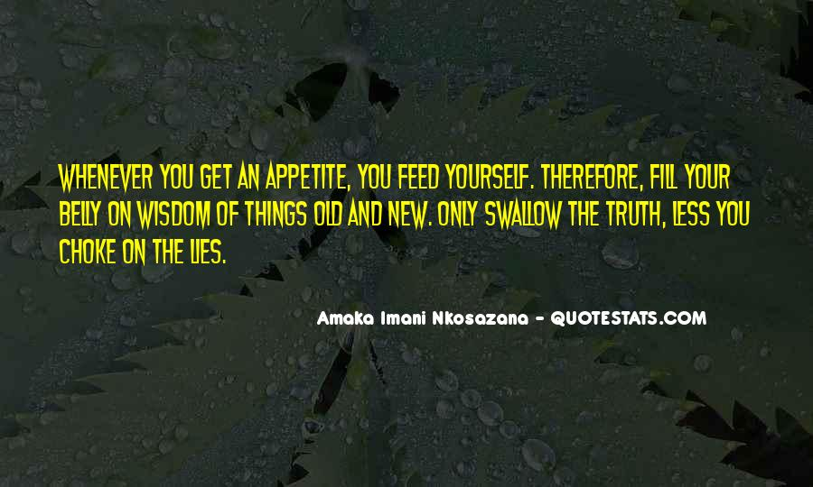 Old N New Quotes #1625