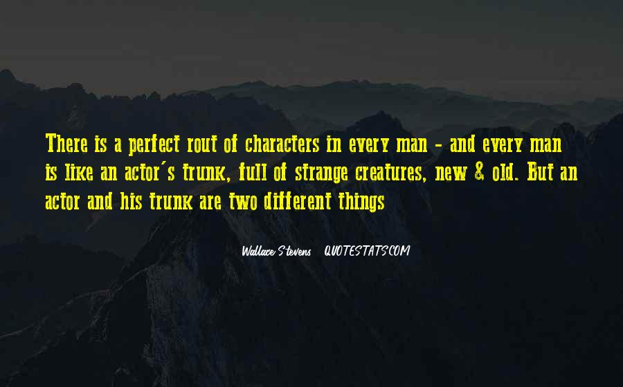 Old N New Quotes #19913
