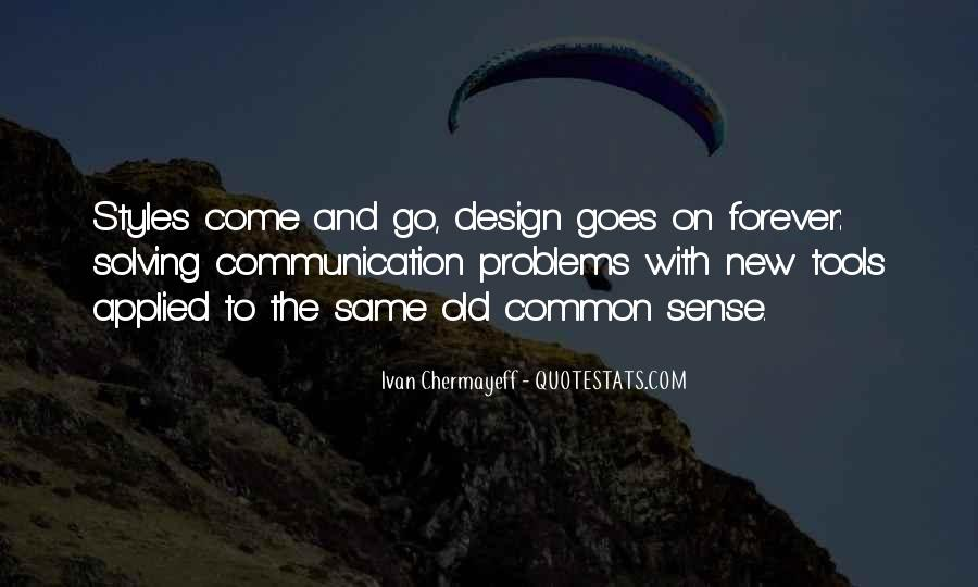 Old N New Quotes #2114