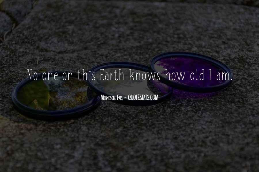 Old Old Quotes #926