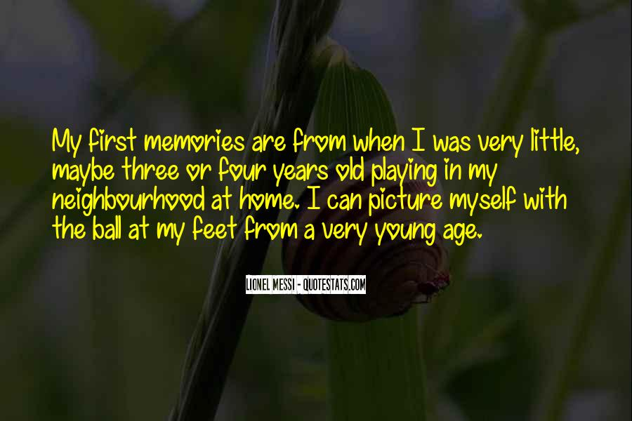 Old Picture Memories Quotes #1068032