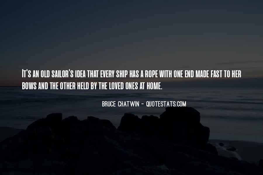 Old Sailor Quotes #1624579