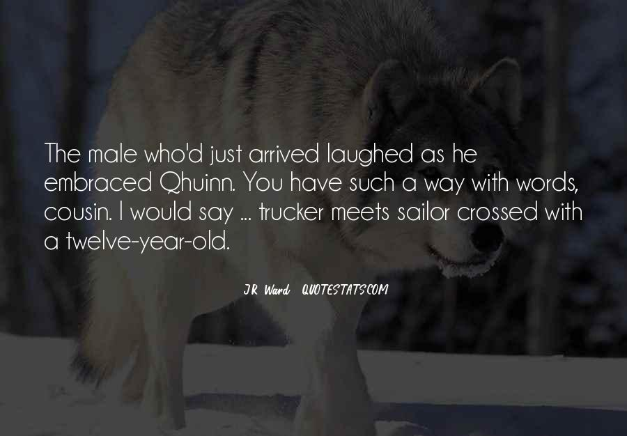 Old Sailor Quotes #1632661