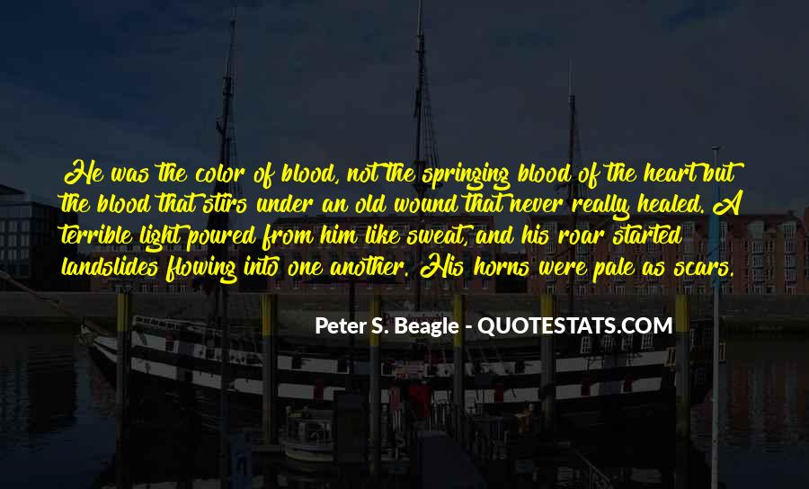 Old Wound Quotes #1195672