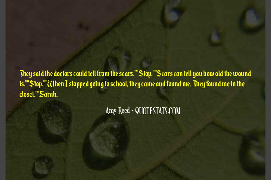 Old Wound Quotes #1232142