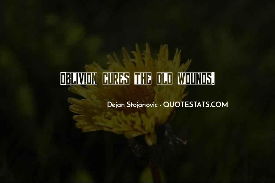 Old Wound Quotes #225091