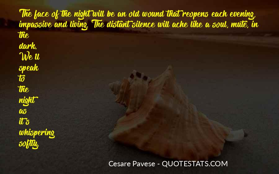Old Wound Quotes #36466