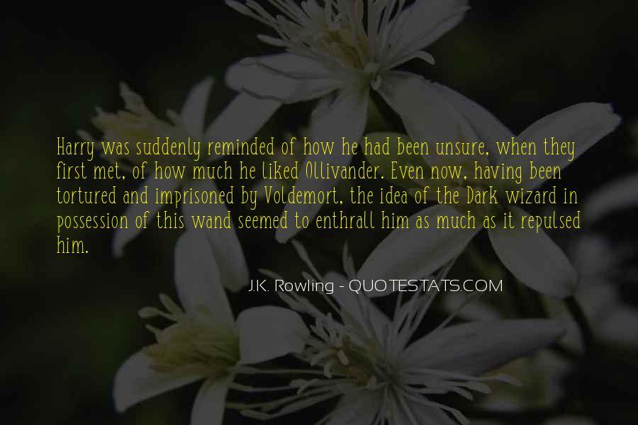 Ollivander Wand Quotes #938644