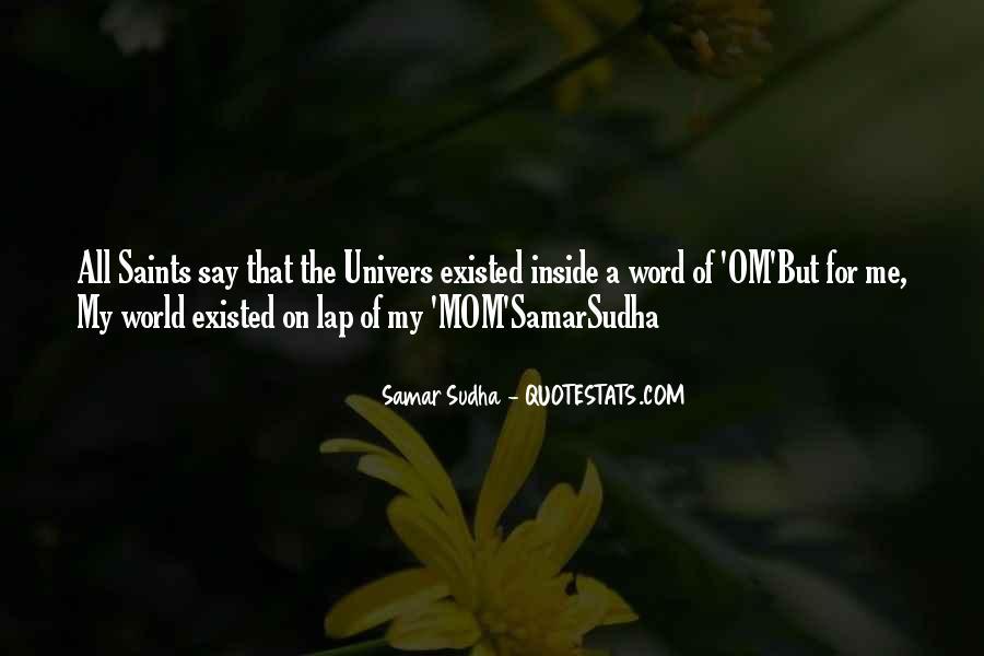 Om&m Quotes #1166179