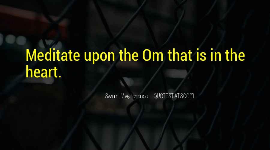 Om&m Quotes #1558916