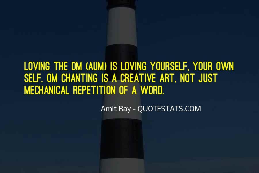 Om&m Quotes #704284