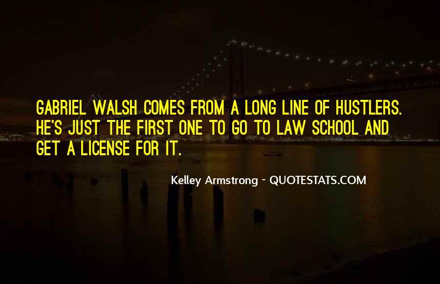Omens Kelley Armstrong Quotes #1364357