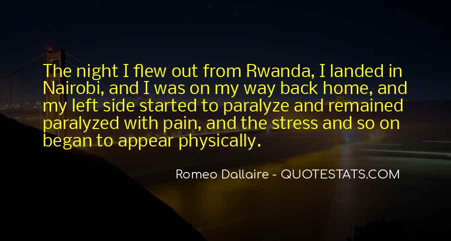 On My Way Back Home Quotes #110871