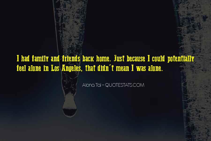 On My Way Back Home Quotes #18577