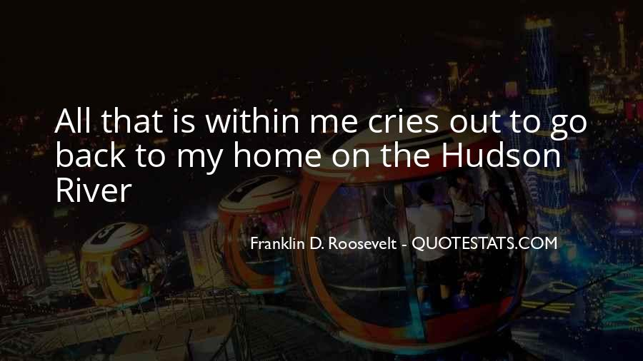 On My Way Back Home Quotes #36260