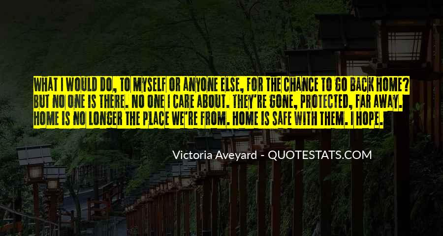 On My Way Back Home Quotes #41105