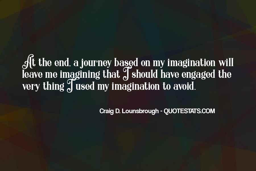 On The Journey Quotes #101445