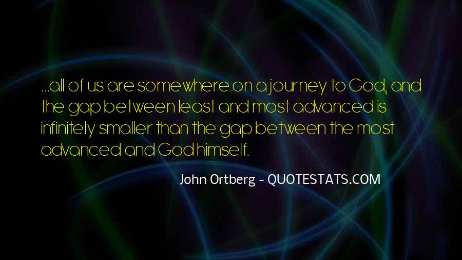 On The Journey Quotes #113104