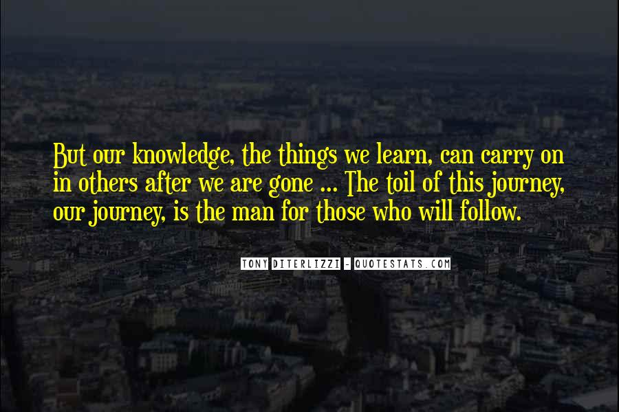 On The Journey Quotes #120938