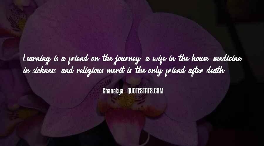 On The Journey Quotes #158473