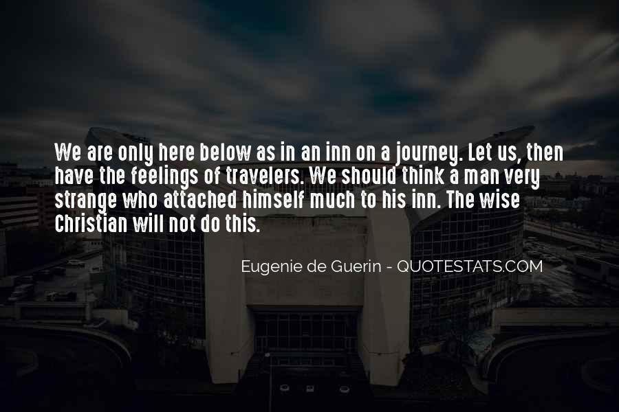 On The Journey Quotes #160663