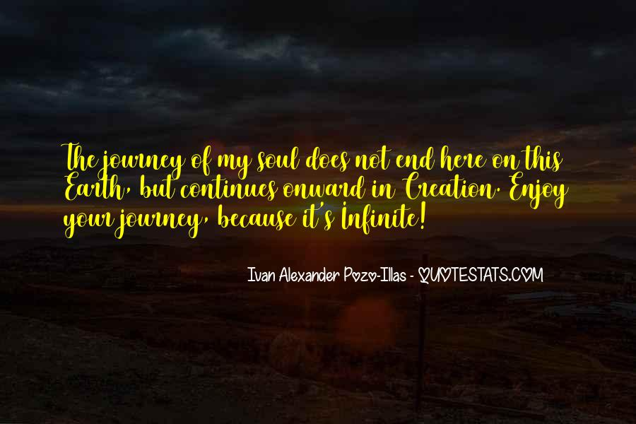 On The Journey Quotes #165796