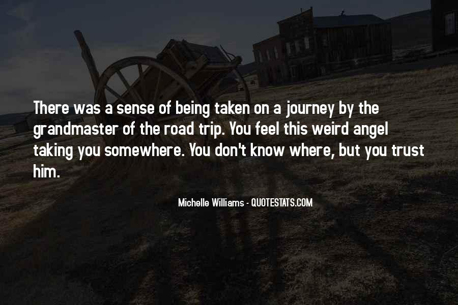 On The Journey Quotes #177293