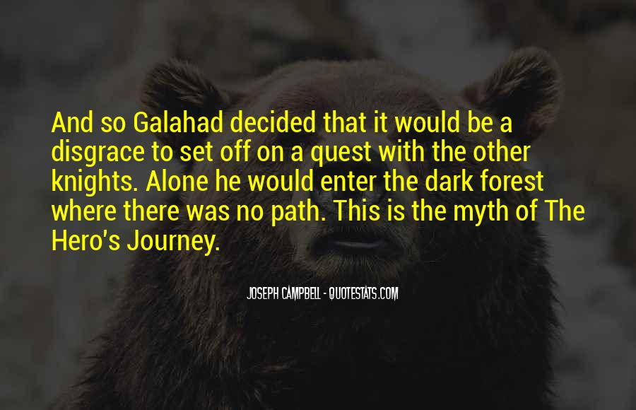 On The Journey Quotes #65282