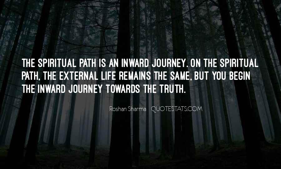 On The Journey Quotes #82847