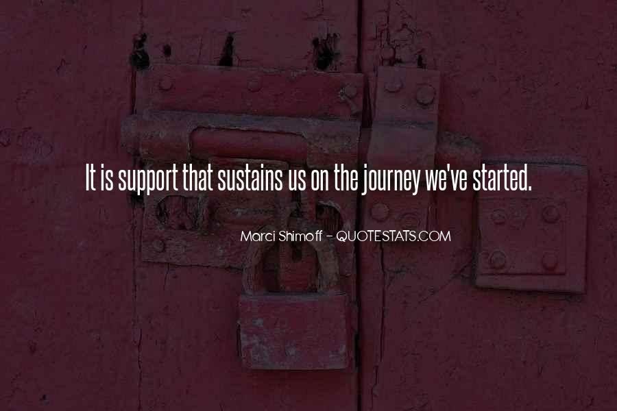 On The Journey Quotes #86673