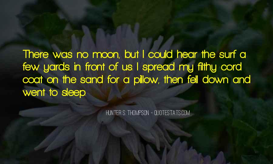 On The Moon Quotes #139081