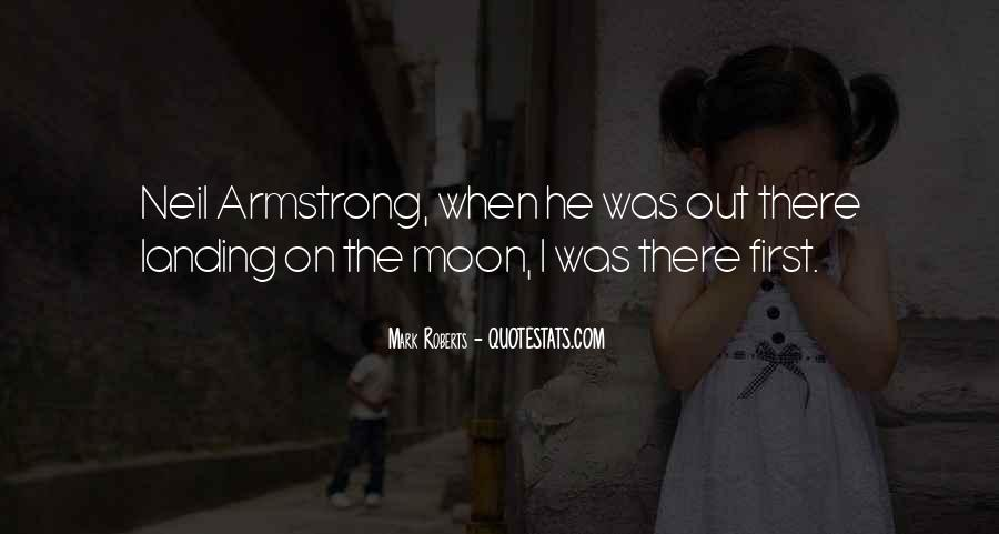 On The Moon Quotes #139818
