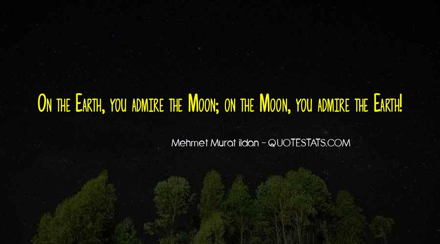On The Moon Quotes #159761