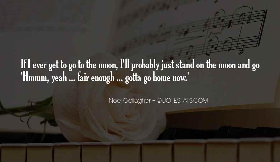 On The Moon Quotes #176052