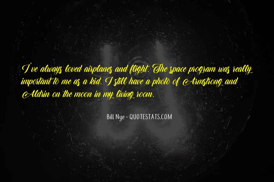 On The Moon Quotes #188713
