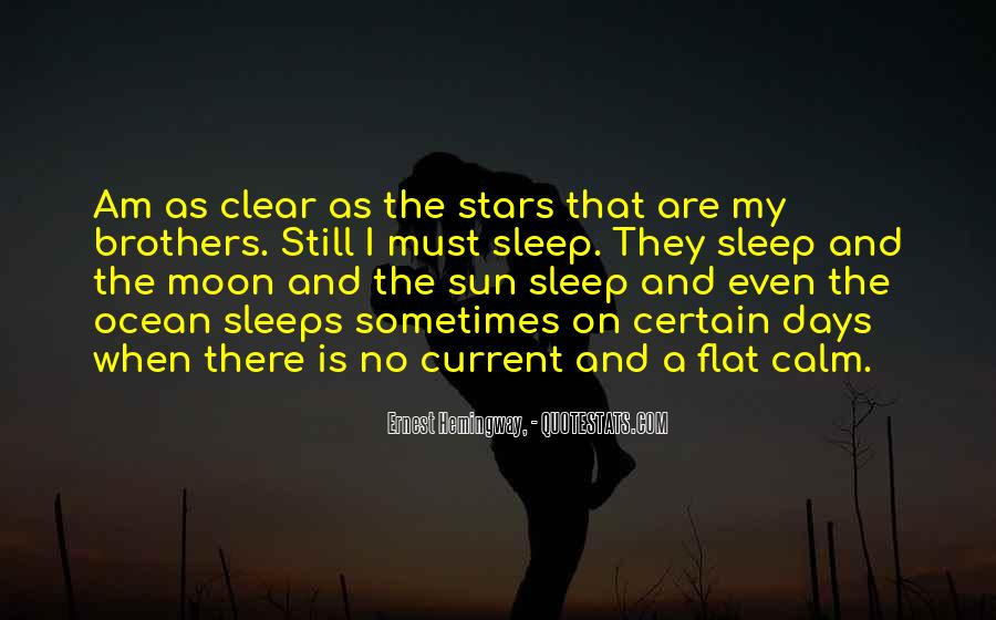 On The Moon Quotes #19703