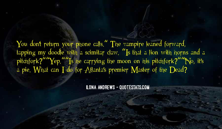 On The Moon Quotes #21103