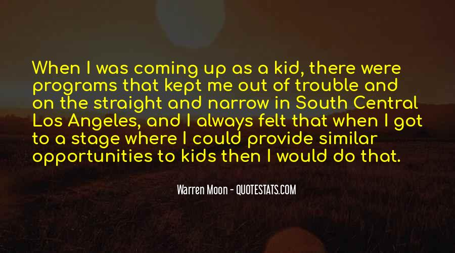 On The Moon Quotes #24049