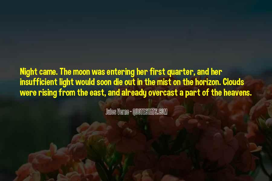 On The Moon Quotes #29707