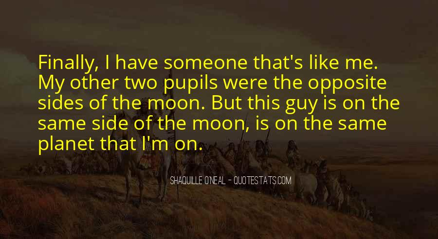 On The Moon Quotes #58875