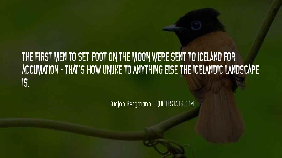 On The Moon Quotes #63614