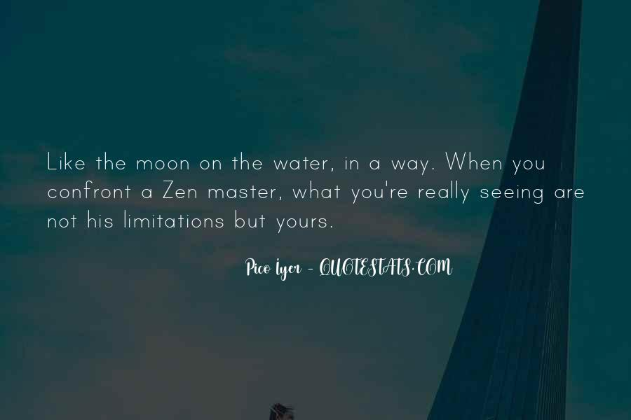 On The Moon Quotes #67172