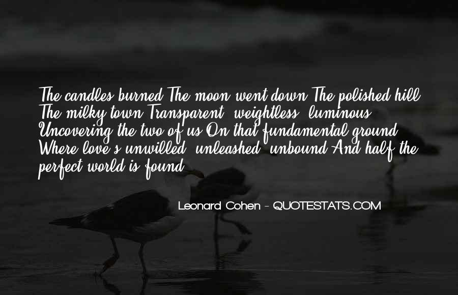 On The Moon Quotes #73858