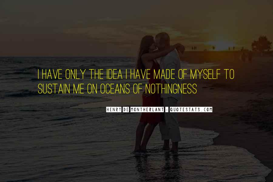 On The Ocean Quotes #108953
