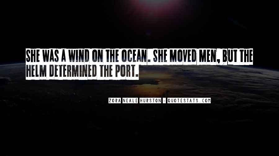 On The Ocean Quotes #167514