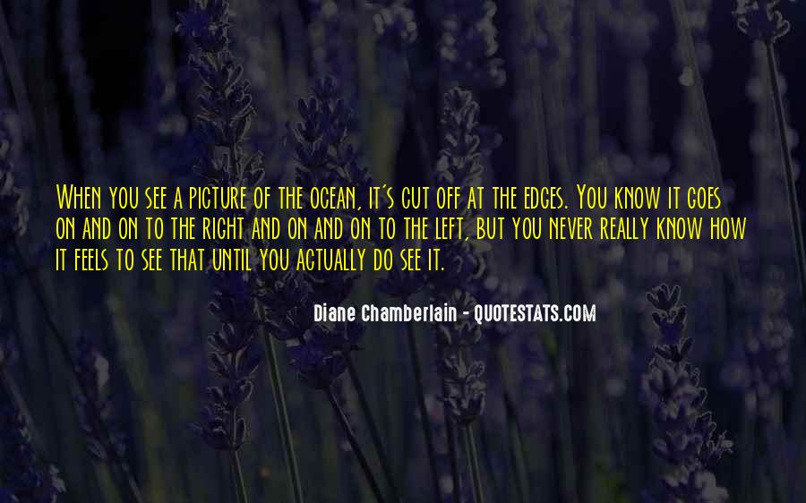 On The Ocean Quotes #192893