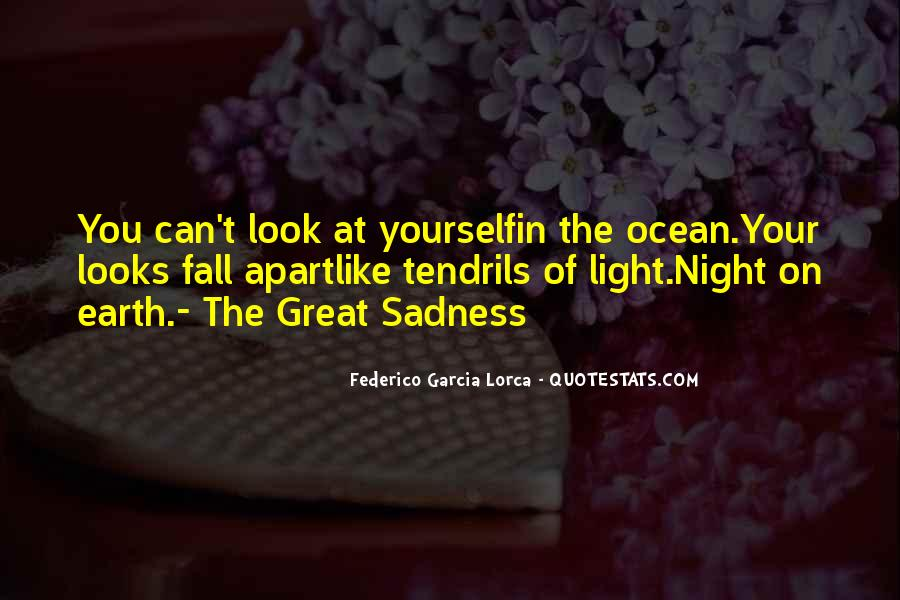 On The Ocean Quotes #305689