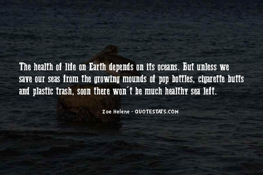 On The Ocean Quotes #54022