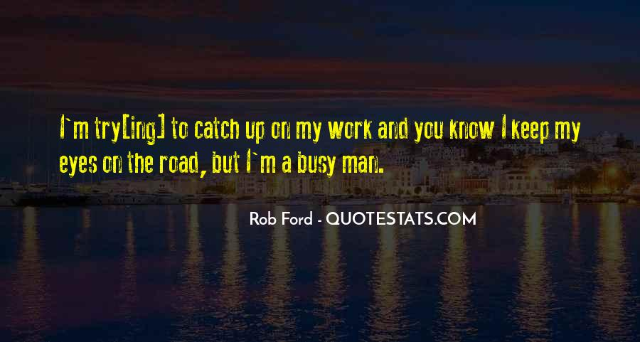 On The Road And Quotes #108823
