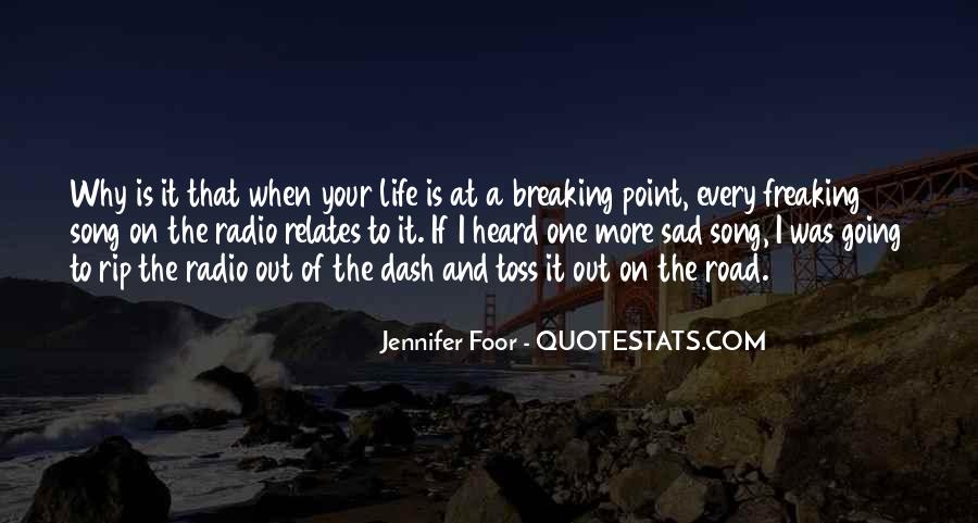 On The Road And Quotes #118486
